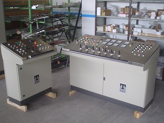 Elettroindustriale installazione quadri elettrici bergamo for Quadri per ufficio tecnico